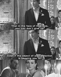 I love Chuck and Blair!