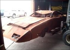 Daytona..is someone actually going to restore this car?