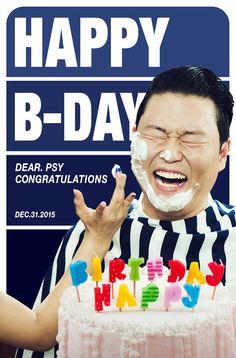 [HAPPY BIRTHDAY PSY] originally posted by http://yg-life.com  @psy_oppa #PSY #싸이