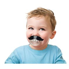 mustach-pacifier