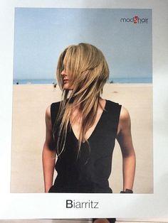 Cut ' Biarritz' by mod's hair Mod Hair, Long Hair Styles, Hair Makeup, Long Hair Hairdos, Long Hairstyles, Long Haircuts, Long Hair Dos