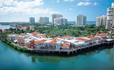 the villages on venetian bay - wonderful waterfront shopping in naples, florida www.kristoffjewelers.com