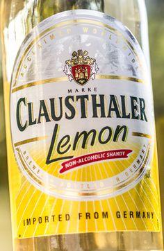 Siempre es momento para un buen break junto a Clausthaler limón.