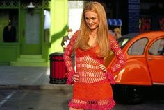Austin Powers and Felicity Shagwell Halloween Costumes 2009 Austin Powers Girls, Heather Graham Hot, Red Knit Dress, Costume Design, Cute Outfits, Style Inspiration, Fashion Outfits, Celebrities, Celebs