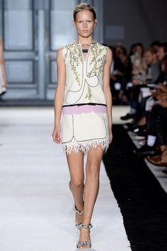 Giambattista Valli womenswear, spring/summer 015, Paris Fashion Week