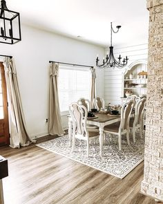 Designed by @modernfarmfam Furniture, Room, House, Ghost Chair, Home Decor, Professional Rug Cleaning, Burdette, Rugs, Area Rugs