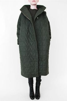 21 Cool Coats That Are Actually Warm #refinery29  Reality Studio Eyu Coat, $369, available at Pour Porter.