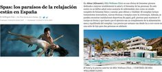 SHA, one of the relaxation paradises in Spain according to El Huffington Post