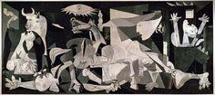 Pablo Picasso. Revolutionary of art.