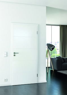 Bedroom Door Design, Bedroom Doors, Peaceful Home, Internal Doors, Home And Living, Modern Living, House Rooms, Fuge, Decoration