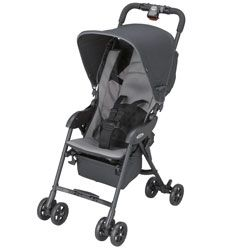 Air Black Quick Kids Stroller (4kg)