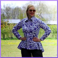 Vogue V1659 op z'n Hollands! - SEWING CHANEL-STYLE