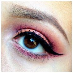 Sunset Pink Eyeshadow