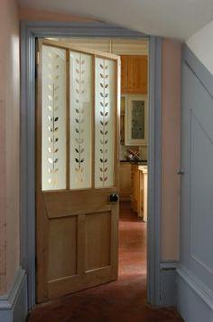 Leaf door film by Brume