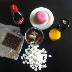 Tiedätkö paljonko sokeria syöt? - MLL Chocolate Fondue, Geo, Waffles, Education, Breakfast, Healthy, Desserts, Tailgate Desserts, Dessert