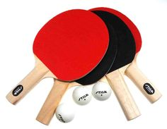 New Stiga Classic Table Tennis Ping Pong Paddles Racket Set Ship Free Table Tennis Tournament, Table Tennis Set, Table Tennis Rubber, Ping Pong Table Tennis, Table Tennis Racket, Table Tennis Equipment, Baseball Equipment, Ping Pong Games, Backyard Baseball