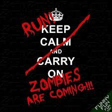10 Best Zombie funny images | Zombie shirt, Walking dead