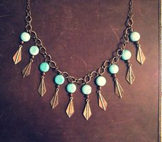 Follow me: stylish bohemian necklaces to copy in 2014 - Fashion Blog