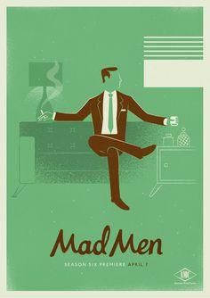 Mad Men Season 6 by Radio