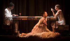 peça teatral da cia Os Dezequilibrados (RJ) está percorrendo 22 cidades do Brasil e terá apresentações no município nos dias 01 e 02 de novembro...