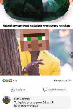 Hahaha Hahaha, Hi Welcome To Chili's, Polish Memes, Quality Memes, Gaming Memes, Wtf Funny, Minecraft, Jokes, Cool Stuff