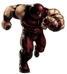 Juggernaut ( Character) - Comic°°