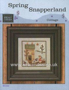 Shop online for Cottage Chart Leaflet at sewandso.co.uk. Browse our great range of cross stitch and needlecraft products, in stock, with great prices and fast delivery.
