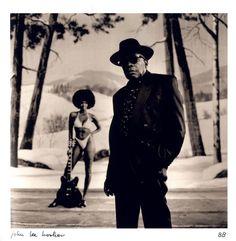 John Lee Hooker by Anton Corbijn