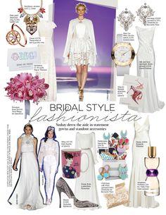 Bridal Stylist Picks David Fielden