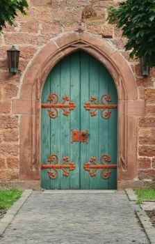 Church Door (150 pieces)