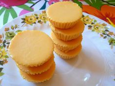 SPLENDID LOW-CARBING BY JENNIFER ELOFF: WHITE CHOCOLATE ORANGE CANDIES (AND MY NEW CONDENSED MILK)  - Another delicious FAT BOMB recipe - You can change up the flavor easily. Visit us for more great recipes at: cebook.com/LowCarbingAmongFriends AND https://www.facebook.com/LowCarbHitParade