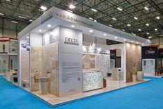 Fair booth | Unicera 2014 International Ceramic Fair