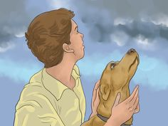 How to Calm Your Dog During Thunderstorms