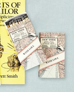 Matchbox Favor How-To