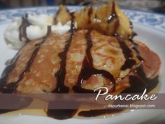 Pancake #DapurKeNai #Food #Masakan #Makanan #Camilan