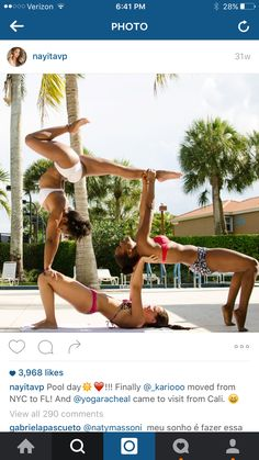 Idea, tactics, as well as overview beneficial to receiving the most ideal outcome and coming up with the optimum utilization of Morning Yoga 3 Person Yoga Poses, Couples Yoga Poses, Acro Yoga Poses, Pilates Poses, Gymnastics Poses, Acrobatic Gymnastics, Pole Dance, Acro Dance, Dance Photography