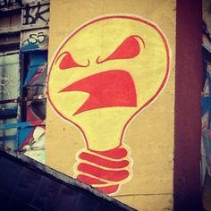 "5 POINTS GRAFFITI TOUR  ""Mad Idea"""