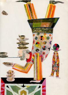 Brian Wildsmith's Circus Brian Wildsmith ~ Franklin Watts, 1970.