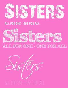 Logoforslag til jente-gruppen Sisters i Bydel Gamle Oslo.