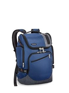 Our rugged yet refined Excursion Backpack is engineered for any type of  travel d6374432f4e49