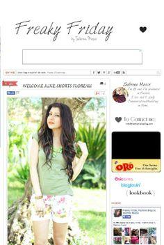 http://www.freakyfridayblog.com/ - June 2014 #40weft #SS2014 #press #flowerpower