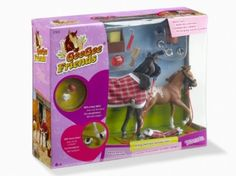 Wendy/Gee Gee Friends/Saddle Pals - Horse Care Set Horse Care, Lunch Box, Friends, Horses, Toys, Model, Amigos, Activity Toys