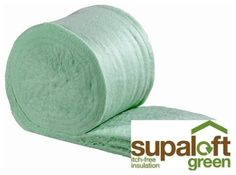 Supaloft Green Recycled Polyester Insulation