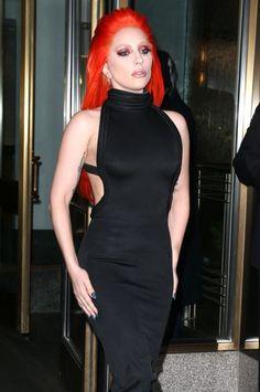 Lady Gaga Photos - Lady Gaga Steps Out in NYC - Zimbio