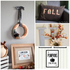 Fall Decor Inspirati