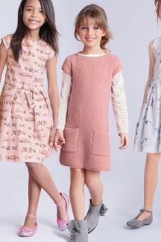 Buy Boucle Dress (3-16yrs) from the Next UK online shop