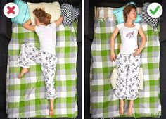 Pasamos más de la tercera parte de la vida durmiendo. Nuestro descanso y la salud de todo el organismo dependen directamente de la postur...