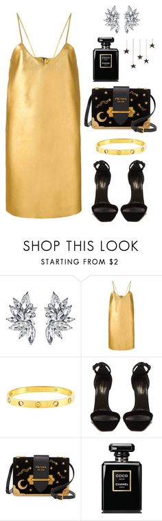 """""""Winter Things"""" by vivalavida903 on Polyvore featuring Manokhi, Cartier, Yves Saint Laurent, Prada and Chanel"""