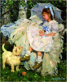 Yuri Krotov 1964 | Russian Impressionist painter