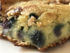 I saw this casserole on the Kitchn,and I had to try it. Their rationale, that you can put blueberry Almond Pancakes, Blueberry Pancakes, French Toast Bake, Chocolate Cherry, Spanakopita, Maple Syrup, Casseroles, Stove, Breakfast Recipes
